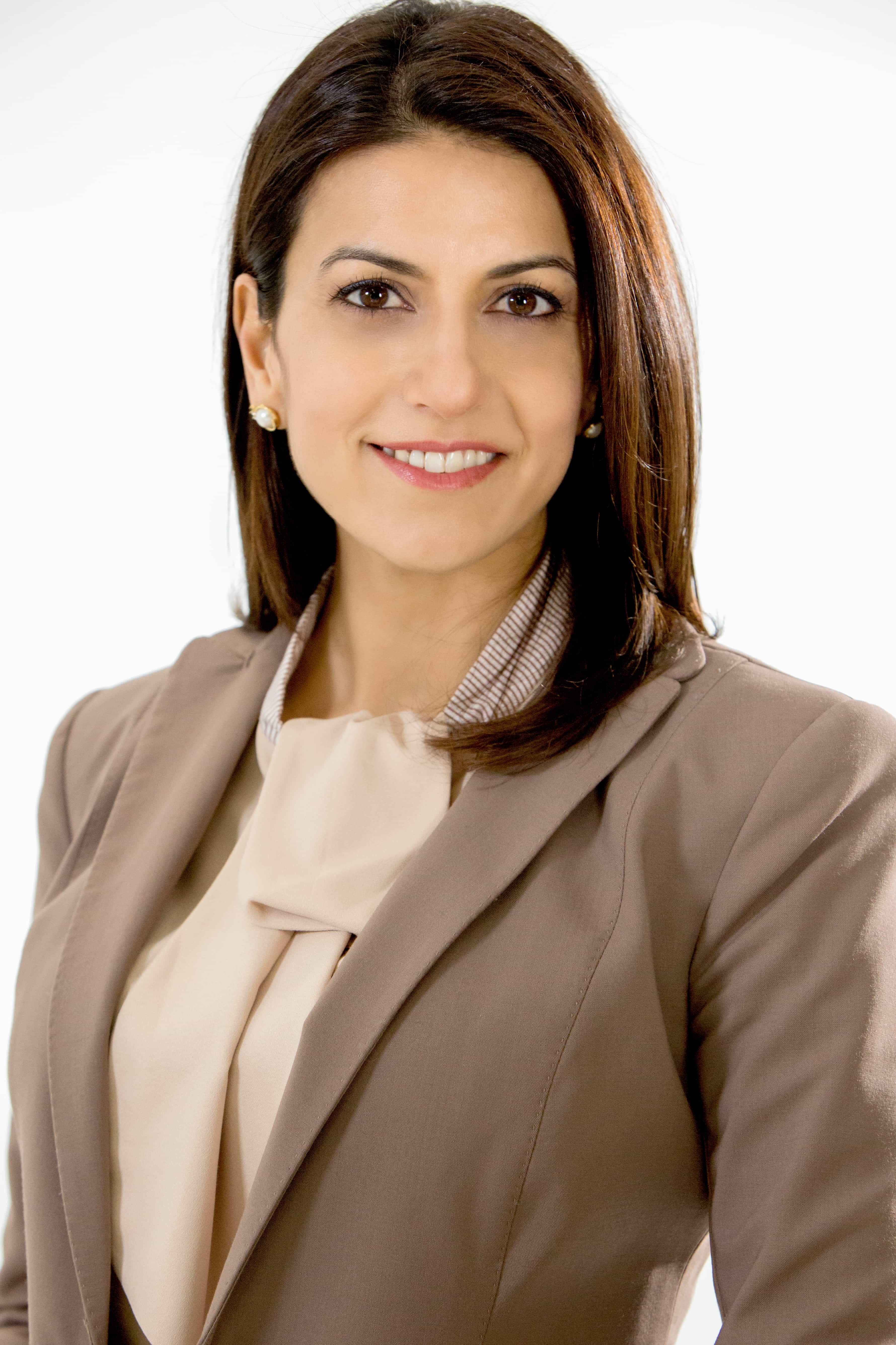 Mariam Bazzi headshot